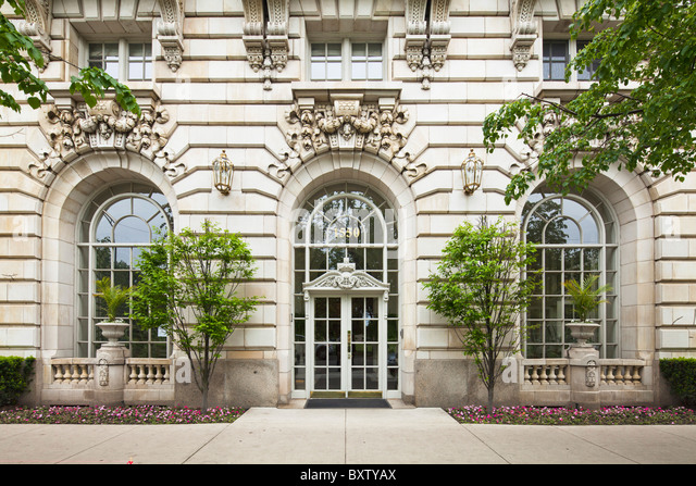 Benjamin Marshall Building, Chicago - Stock Image