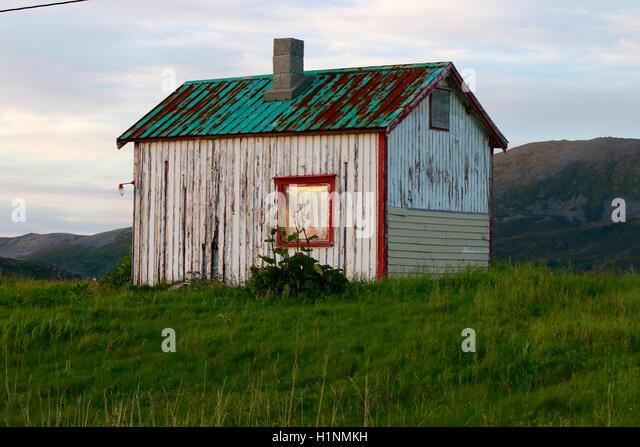 Impressionen norwegen stock photos impressionen norwegen for Norwegen haus