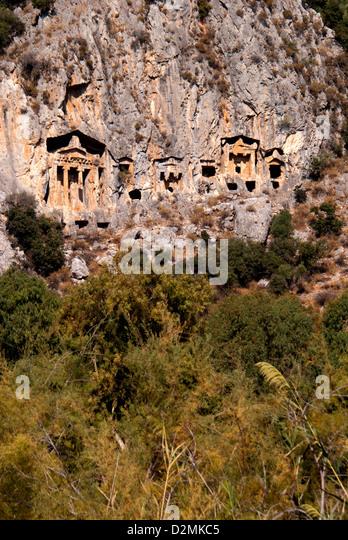 Lycian Ruins Stock Photos & Lycian Ruins Stock Images - Alamy
