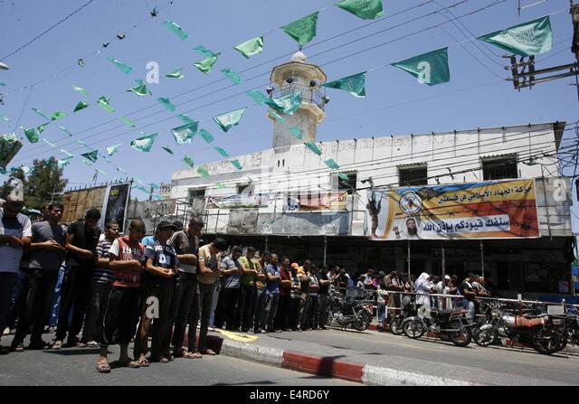 Curse on the gaza strip