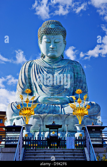 BIg Buddha of Hyogo in Kobe, Japan. - Stock Image