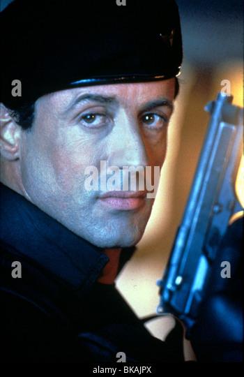 DEMOLITION MAN (1993) SYLVESTER STALLONE DMM 016 - Stock Image