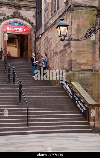Edinburgh art festival stock photos edinburgh art for Hallowed ground tattoo
