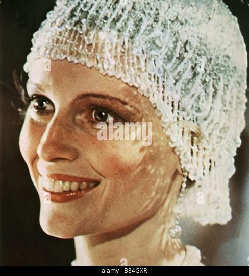 Mia Farrow Great Gatsby Stock Photos Mia Farrow Great