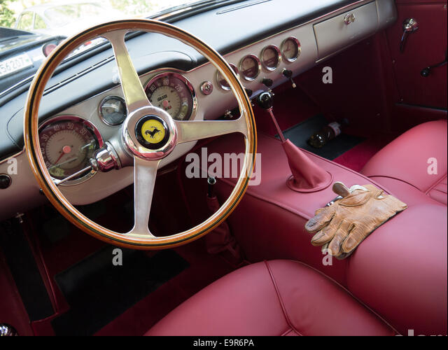ferrari classic stock photos ferrari classic stock images alamy. Black Bedroom Furniture Sets. Home Design Ideas