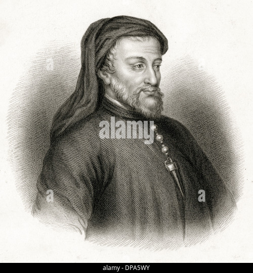 CHAUCER/FREEMAN - Stock Image