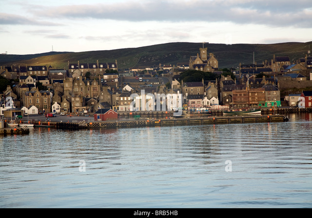 Lerwick Town Stock Photos Lerwick Town Stock Images Alamy