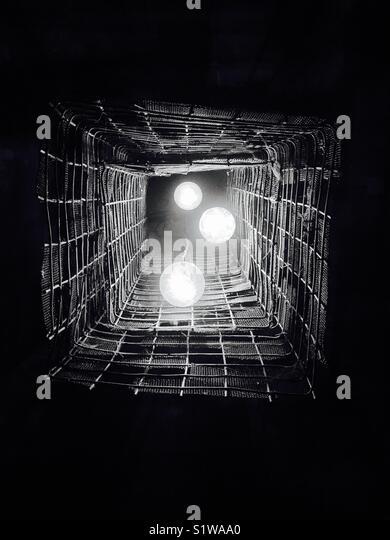 Light up - Stock Image