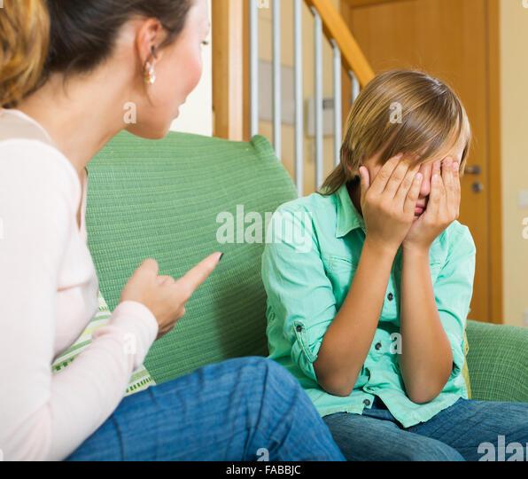 angry teenage son - photo #16