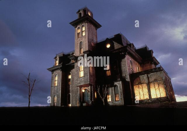 Addams family house stock photos addams family house for Classic house 1991
