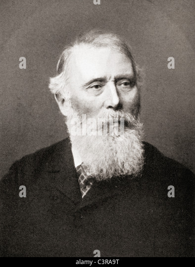 Samuel Cunliffe Lister, 1st Baron Masham, 1815 – 1906. English inventor and industrialist. - Stock Image