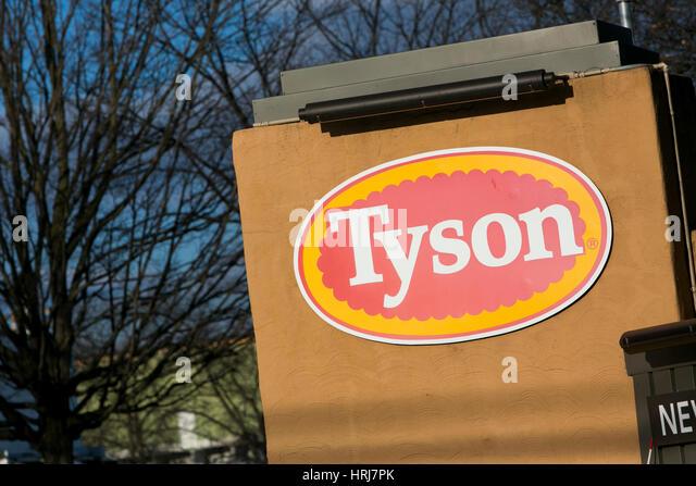 Tyson Foods New Holland