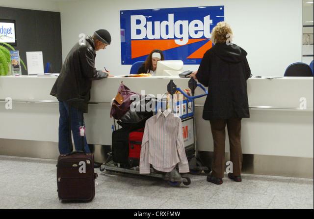 Avis Rental Car Return At Dulles Airport