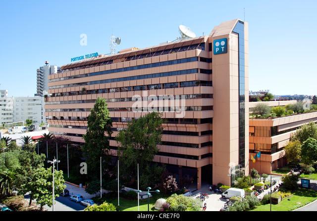 Telecommunications Companies Stock Photos