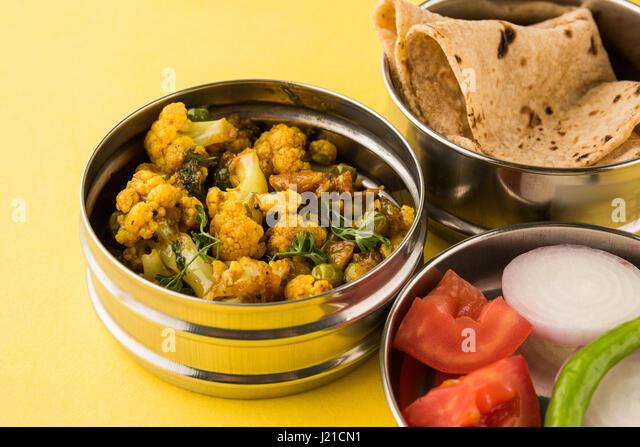 Indian Metal Food Carrier