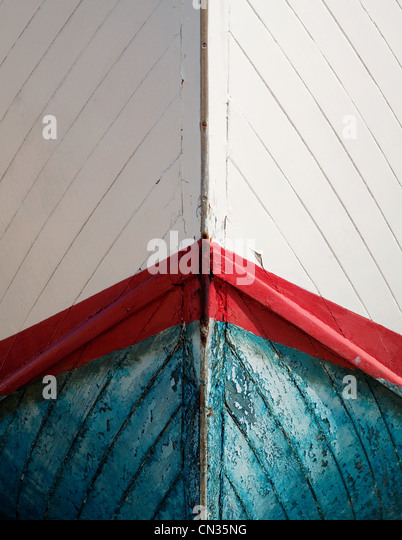 Boat abstract - Stock-Bilder
