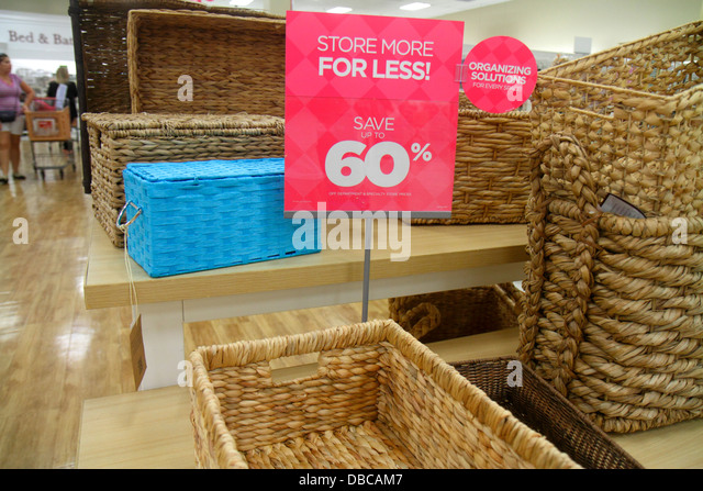 Marshalls department store stock photos marshalls for Cheap home goods
