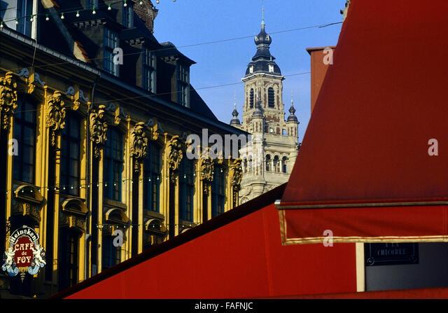 Lille france city stock photos lille france city stock for Chambre de commerce calais