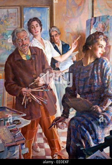 Giacomo balla painting stock photos giacomo balla painting stock images alamy - Amor nello specchio streaming ...