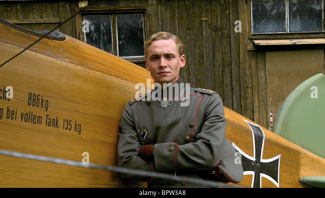 MATTHIAS SCHWEIGHOFER THE RED BARON; DER ROTE BARON (2008) - Stock Image