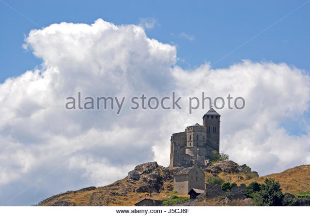 guardian of the rhne valley - Stock Image