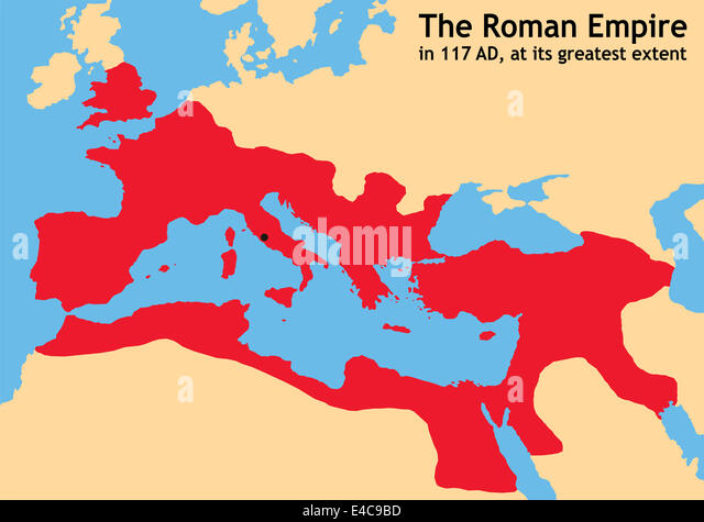 the roman empire is the greatest The roman empire reached its greatest size under the reign of trajan in 117 ad to aid in administration, it was divided into provinces.