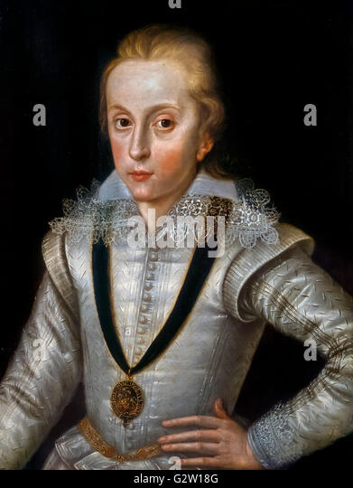 Anne Of DenmarkStock Photos and Images