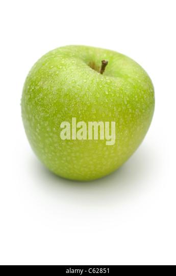 Granny Smith Apple - Stock Image
