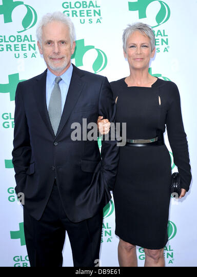 Christopher Guest Jamie Lee Curtis Stock Photos