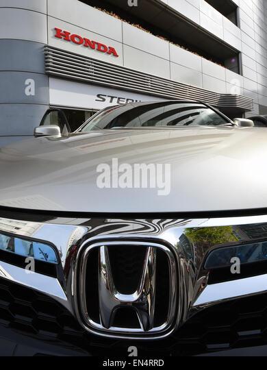 Fourth quarter results stock photos fourth quarter for Honda motor company stock