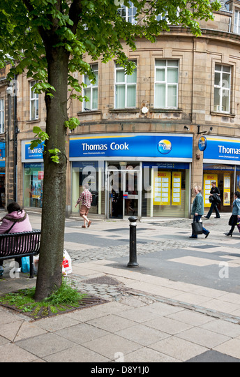 Travel Agency Cheapside