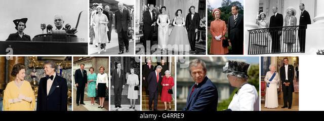 Diamond Jubilee - Stock Image