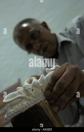 Carving bone stock photos images alamy