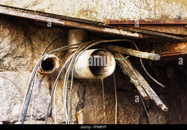 Drainpipes stock photos images alamy