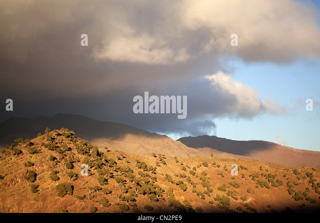 Mountain scenery, Morocco, North Africa - Stock-Bilder