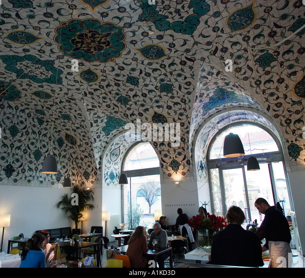 Gilt Cafe Beverly Hills