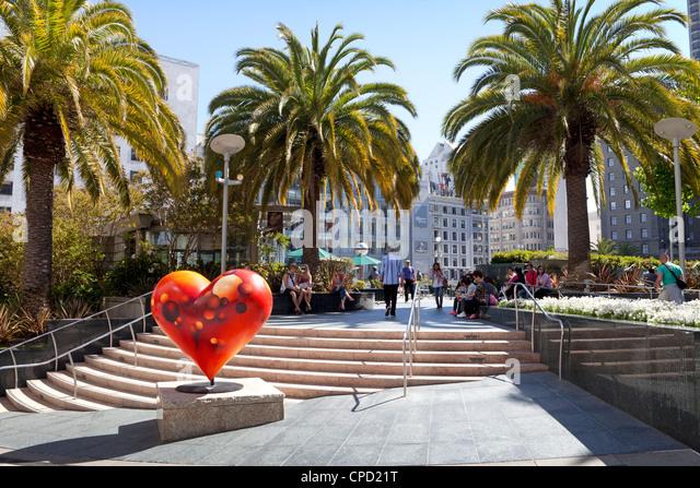 San Francisco, California, United States of America, North America - Stock Image