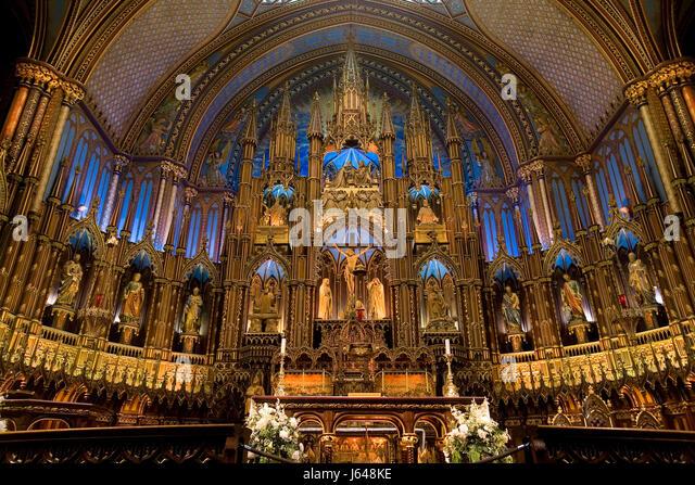 Autel stock photos autel stock images alamy for Architecture neo gothique