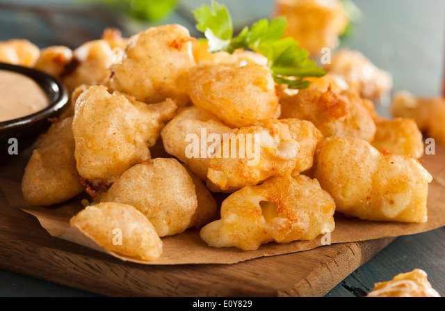 how to make beer battered cheese curds