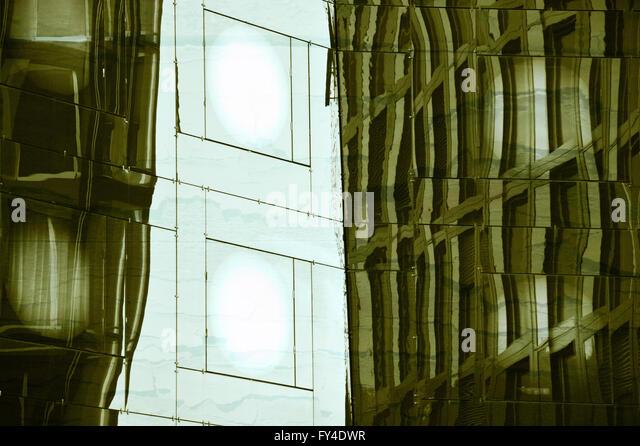 DEU, Deutschland, Hamburg, 05.09.2014, Fassade Onyx-Arcotel am Millerntor. - Stock-Bilder