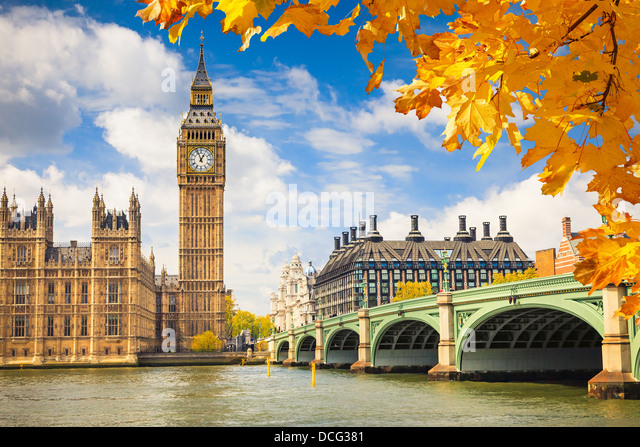Big Ben, London - Stock Image