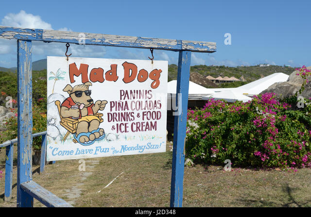 Mad Dog Cafe, Virgin Gorda - Restaurant Reviews &