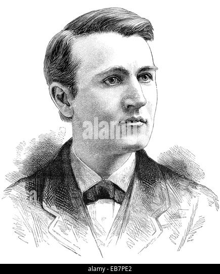 a biography of thomas edison an american inventor Thomas edison (1847-1931) was an american inventor and businessman who  inventions include the phonograph, the motion picture camera, and, perhaps.