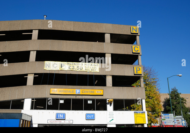 Car Park Liverpool City Centre Ncp