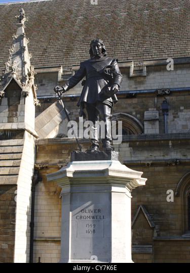 relevance of oliver cromwell s statue outside During the 1980s the statue was relocated outside wythenshawe hall, which had been occupied by cromwell's troops during the 1890s plans to erect a statue of cromwell outside parliament also proved to be controversial.