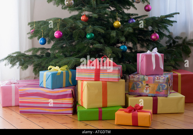 Presents stock photos images alamy