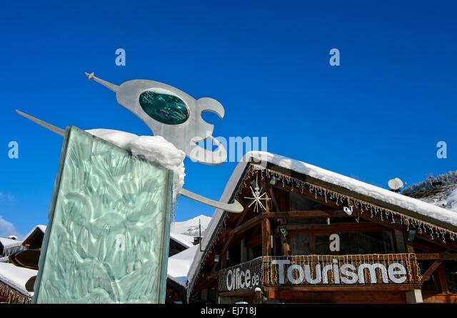 Morzine ski stock photos morzine ski stock images alamy - Office du tourisme morzine haute savoie ...