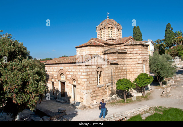 Church Of The Holy Apostles Stock Photos & Church Of The ...