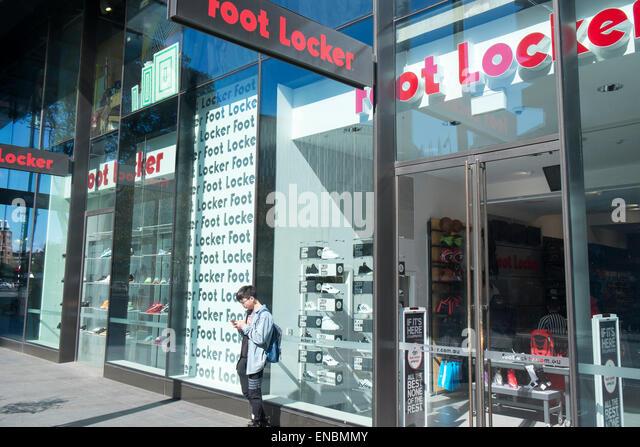 Boise Idaho Downtown Shoe Store