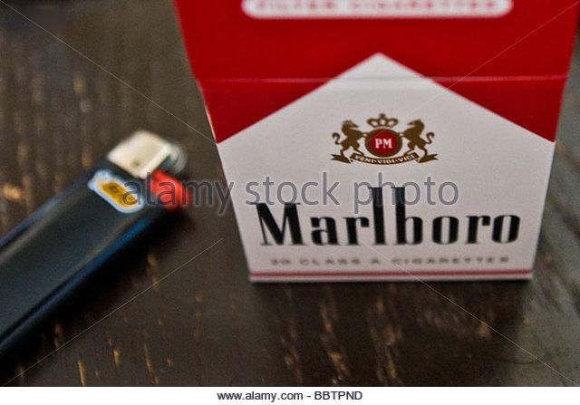 Winston cigarettes Canada price